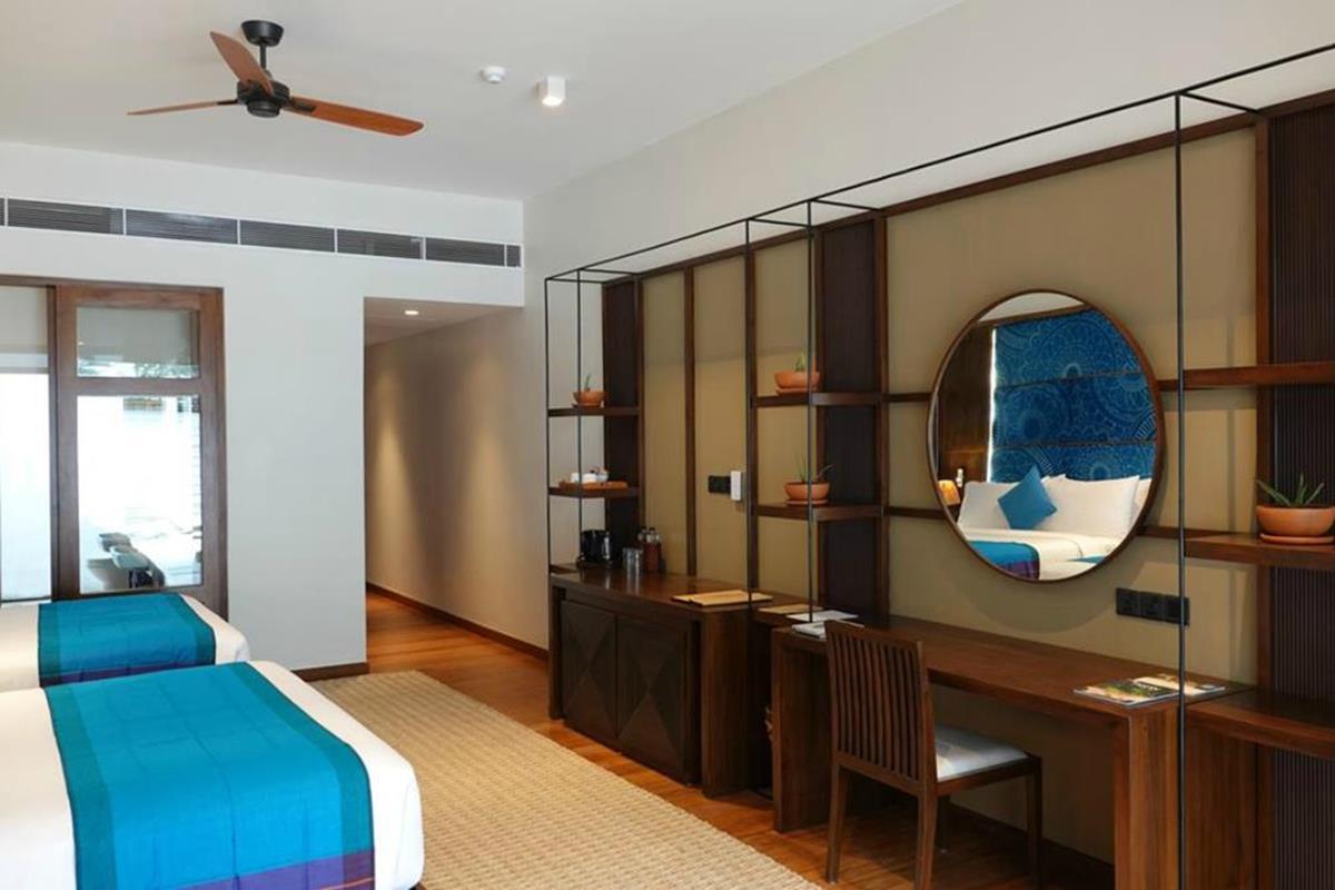 Jetwing Kandy Gallery – Pokój typu Deluxe Twin