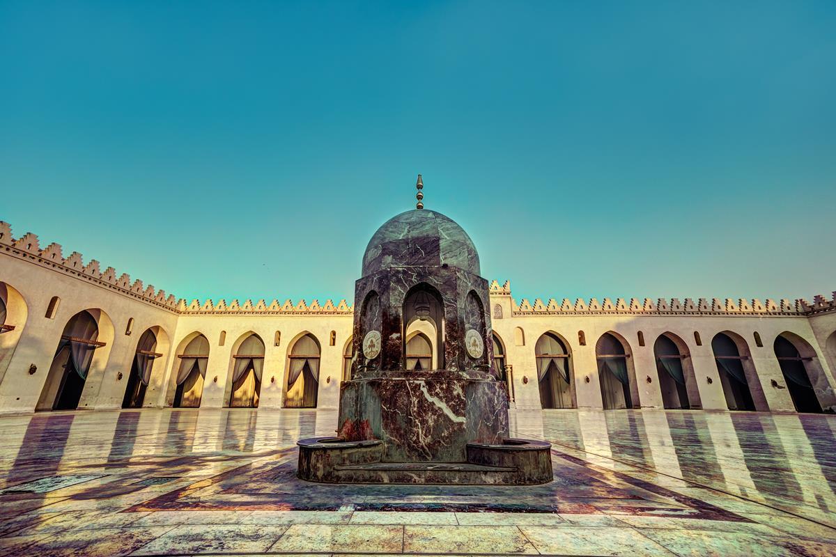 Kair – Al-Hakim Mosque