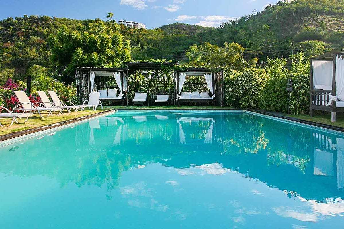 Keyonna Beach Resort Antigua – Basen