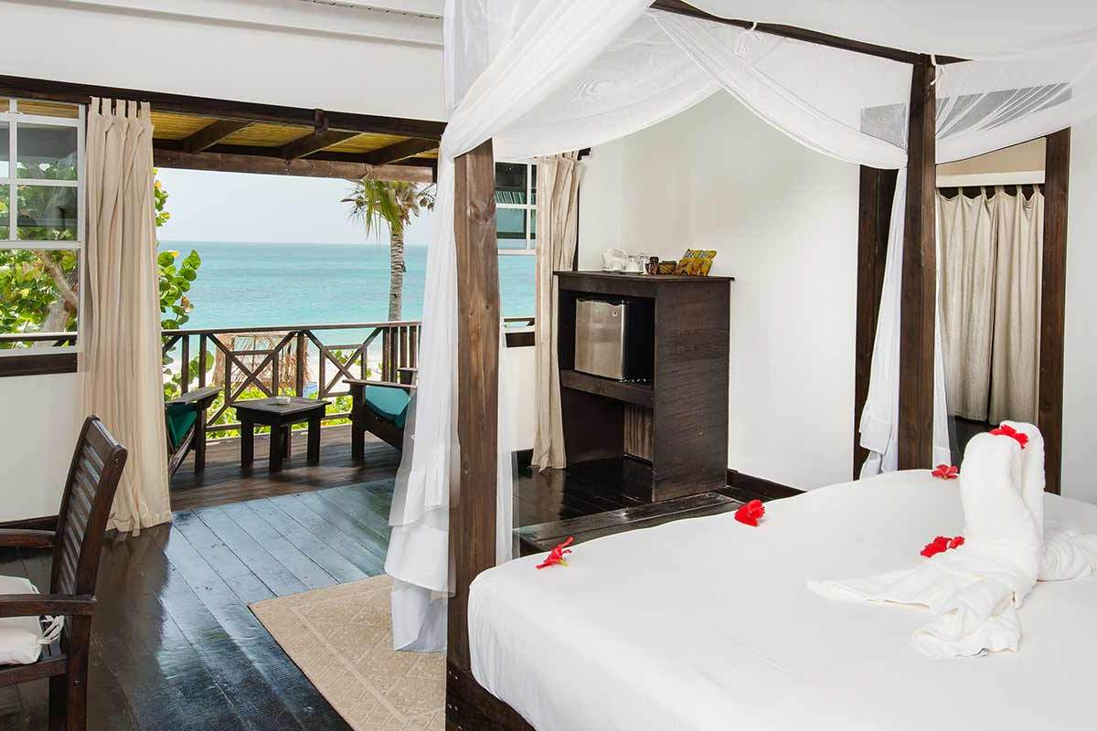 Keyonna Beach Resort Antigua – Beach House Room