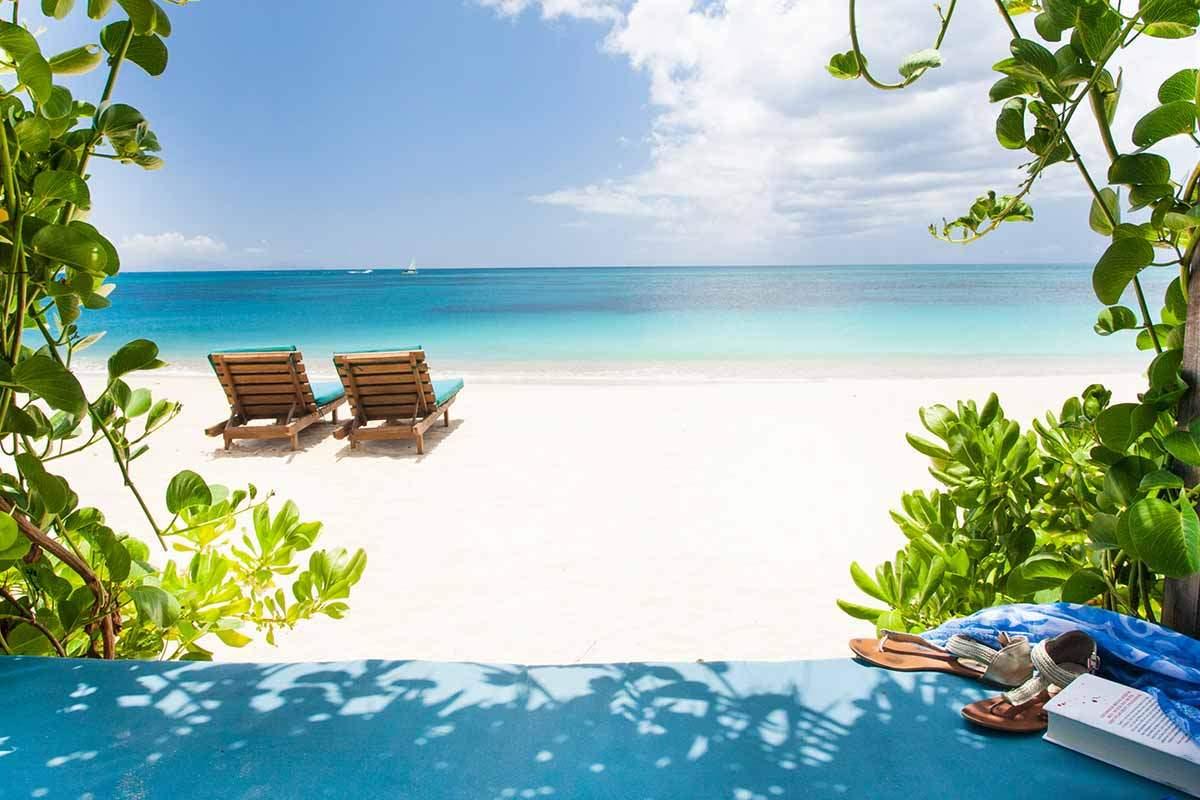 Keyonna Beach Resort Antigua – Plaża