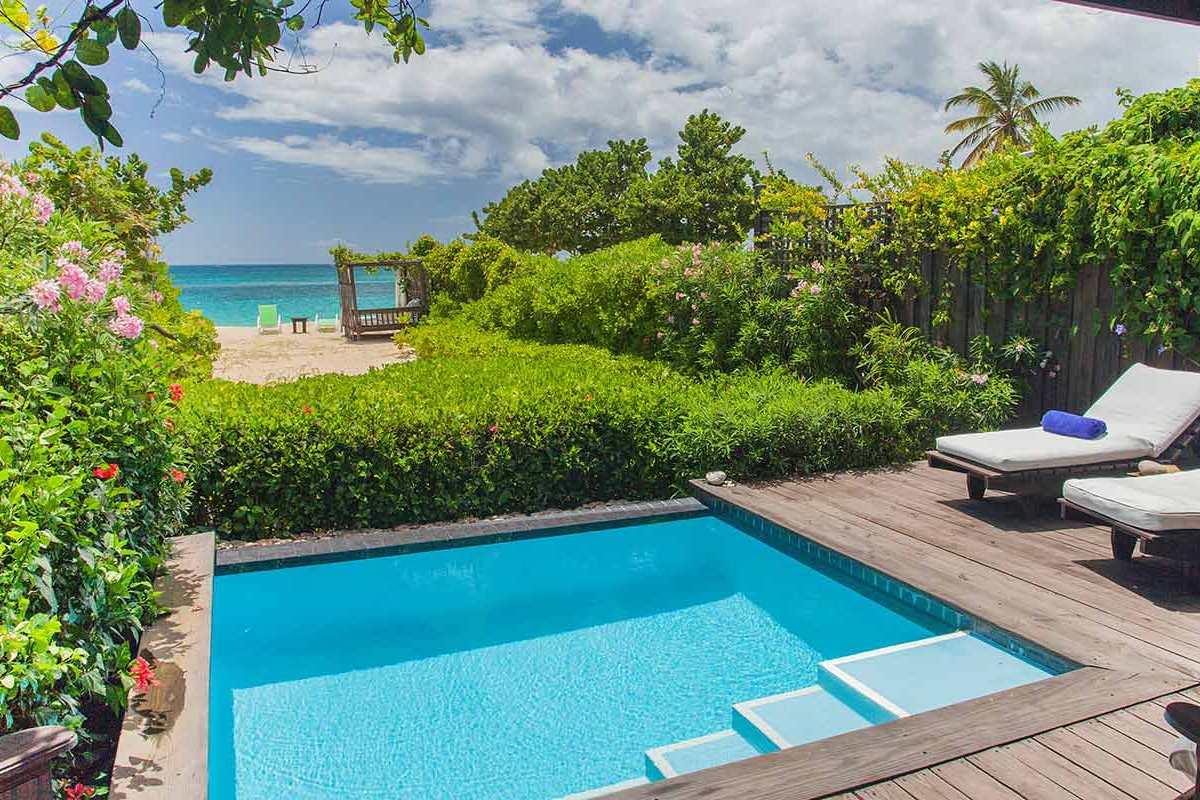 Keyonna Beach Resort Antigua – Pool Villa