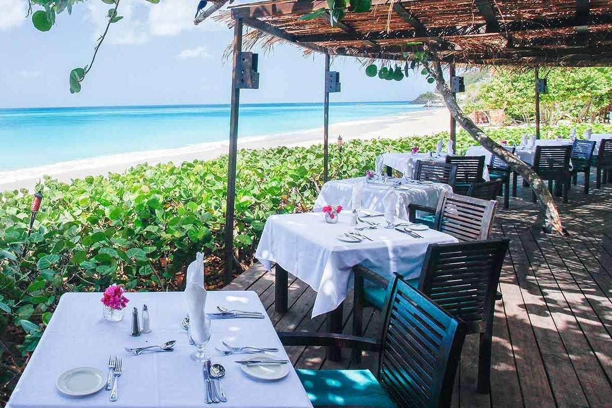 Keyonna Beach Resort Antigua – Restauracja
