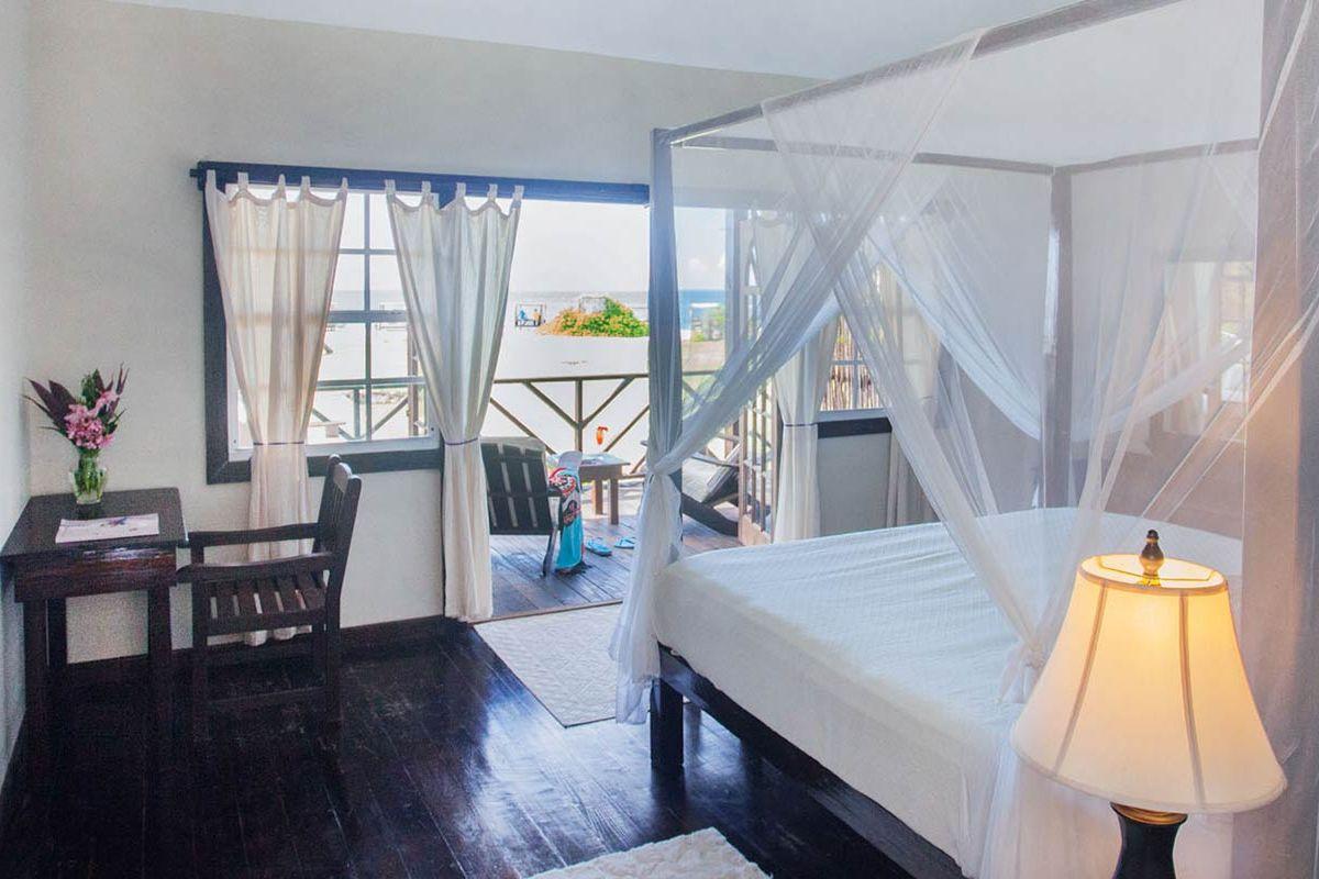 Keyonna Beach Resort Antigua – Sea View Room