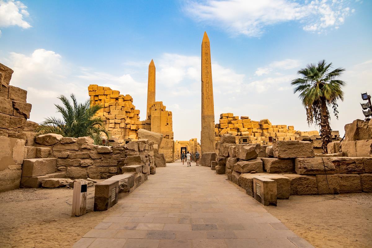 Luksor – Świątynia w Karnaku