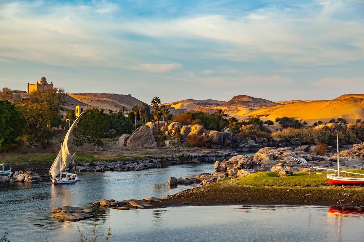 Luksor – Asuan