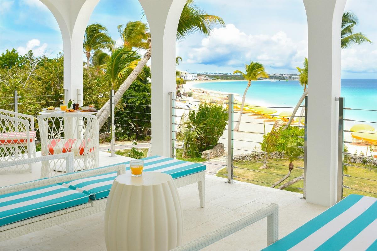 Malliouhana – Beachfront Premium Room