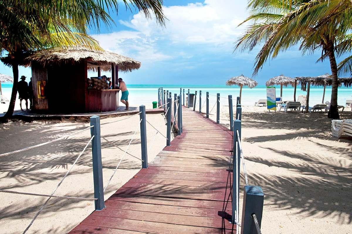 Melia Cayo Coco – Plaża