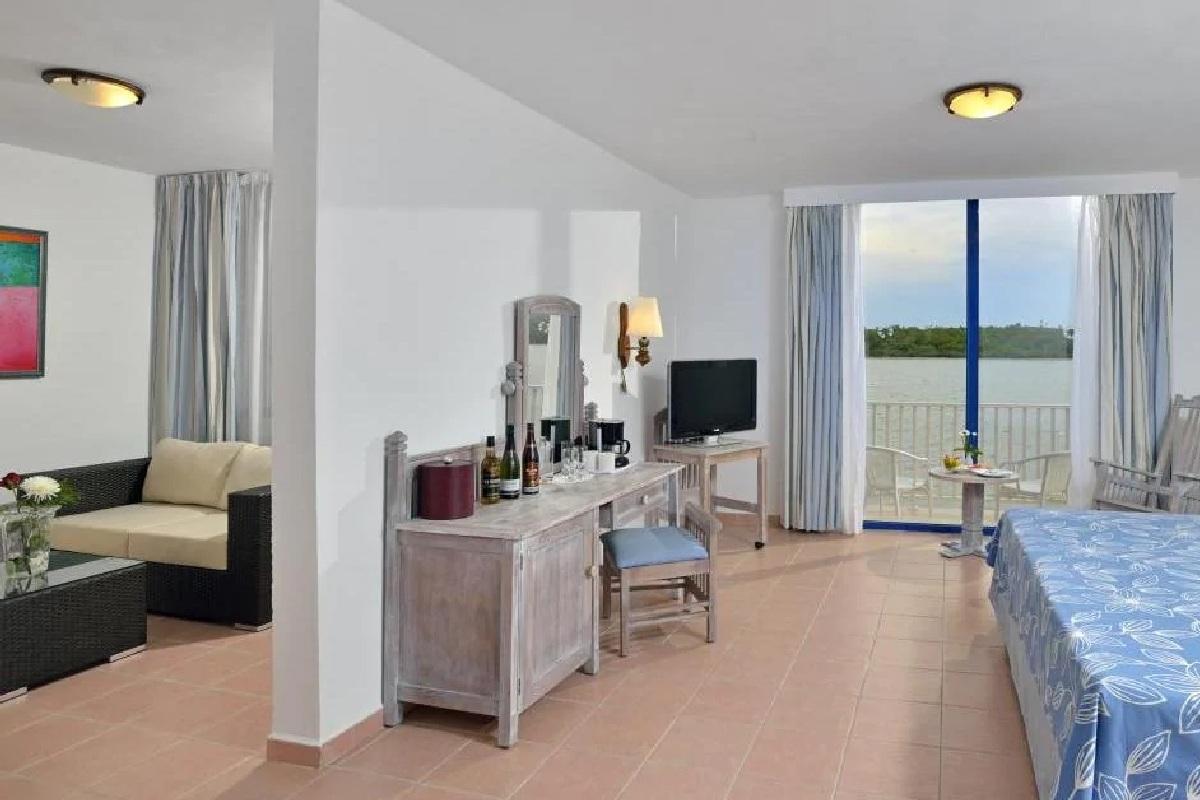 Melia Cayo Coco – Pokój typu Junior Suite Lagoon View