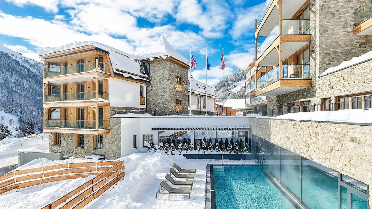 Mountain Spa Residence