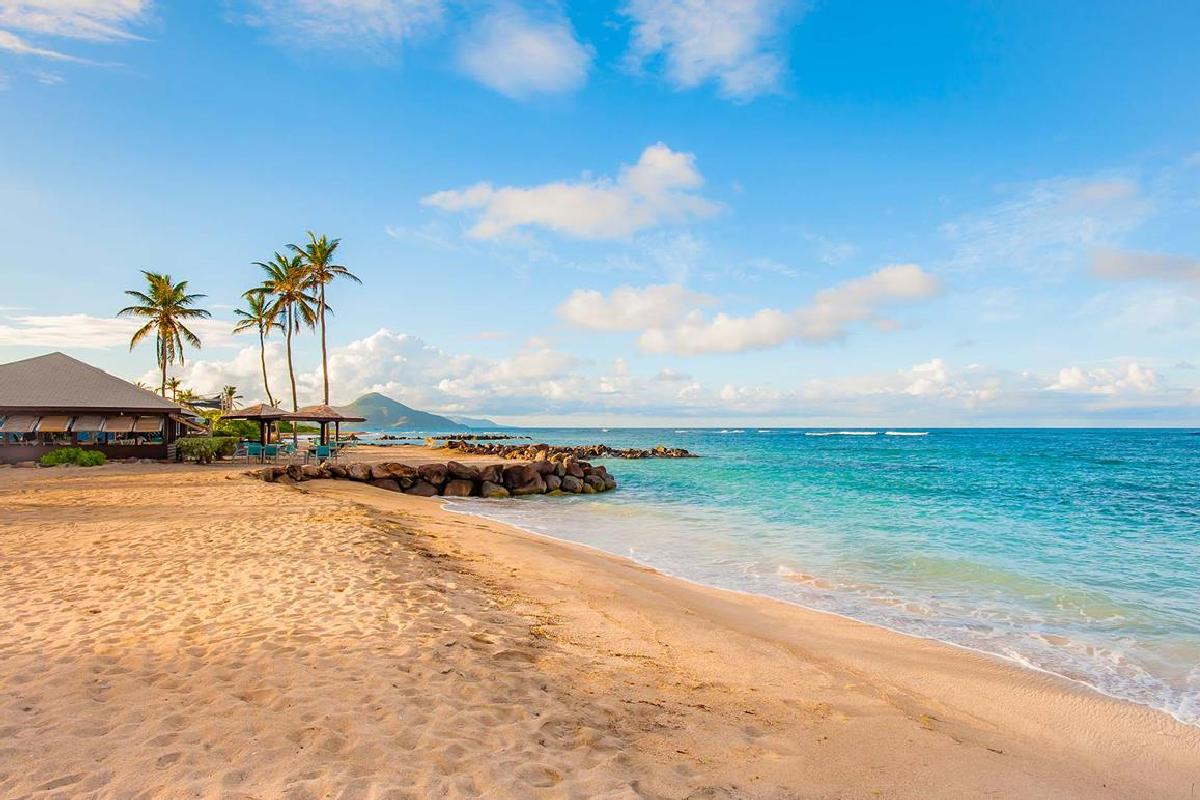 Nisbet Plantation – Plaża