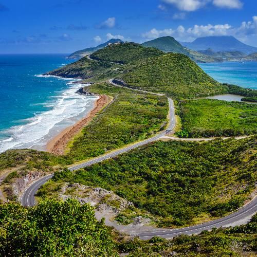 Saint Kitts & Nevis_Miniaturka