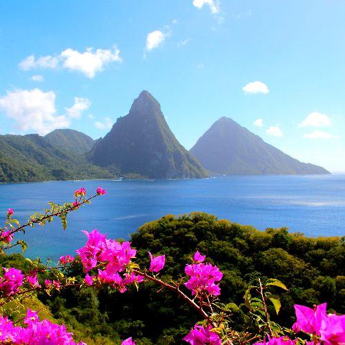 Saint Lucia_Miniaturka