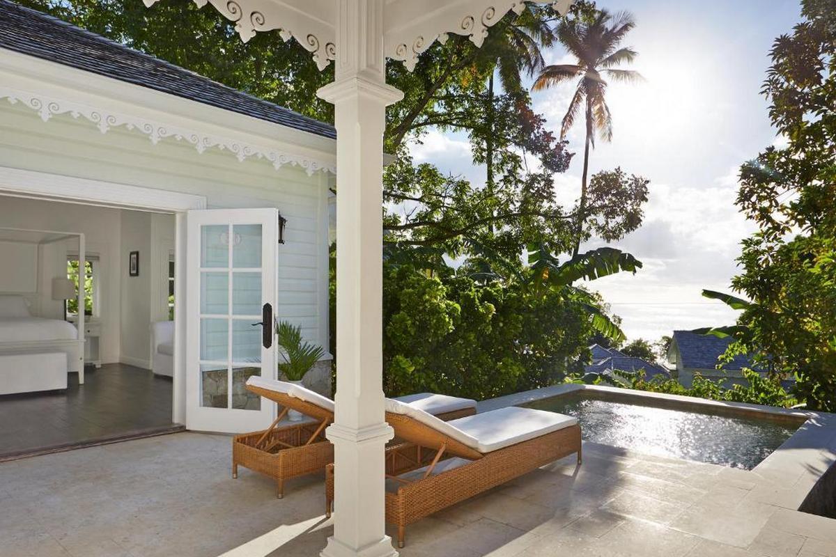 Sugar Beach, A Viceroy Resort – Luxury Villa with Pool