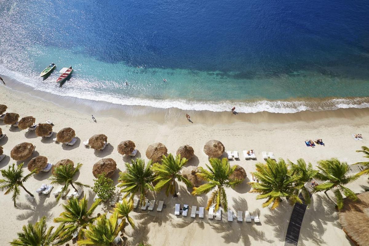 Sugar Beach, A Viceroy Resort – Plaża