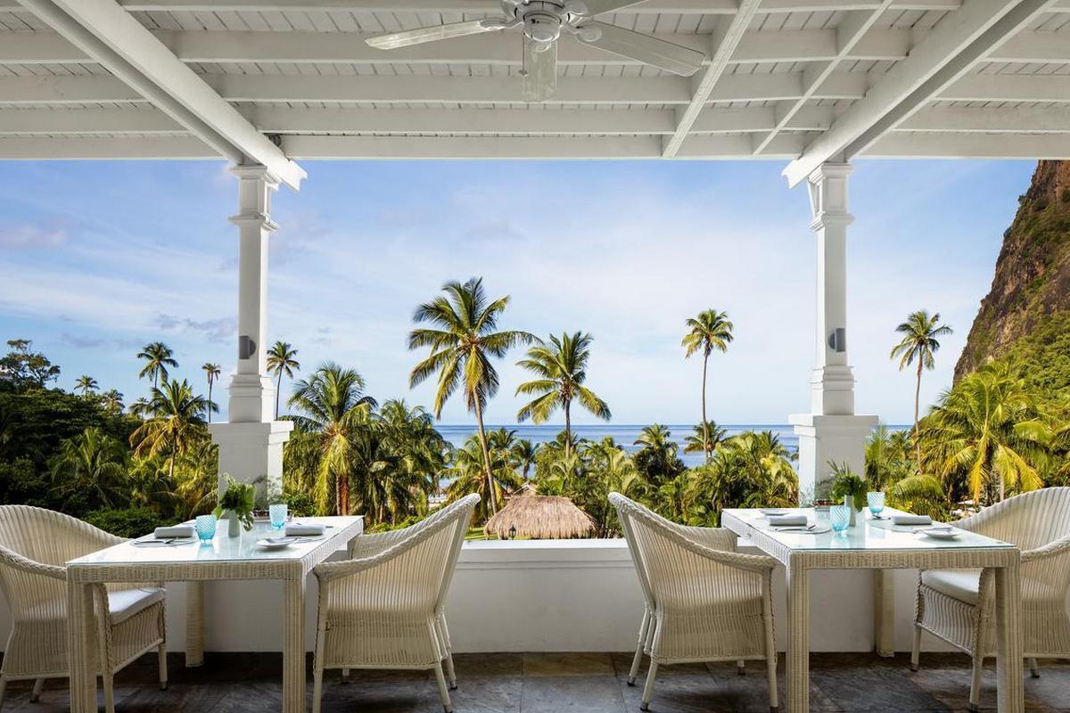 Sugar Beach, A Viceroy Resort – Restauracja