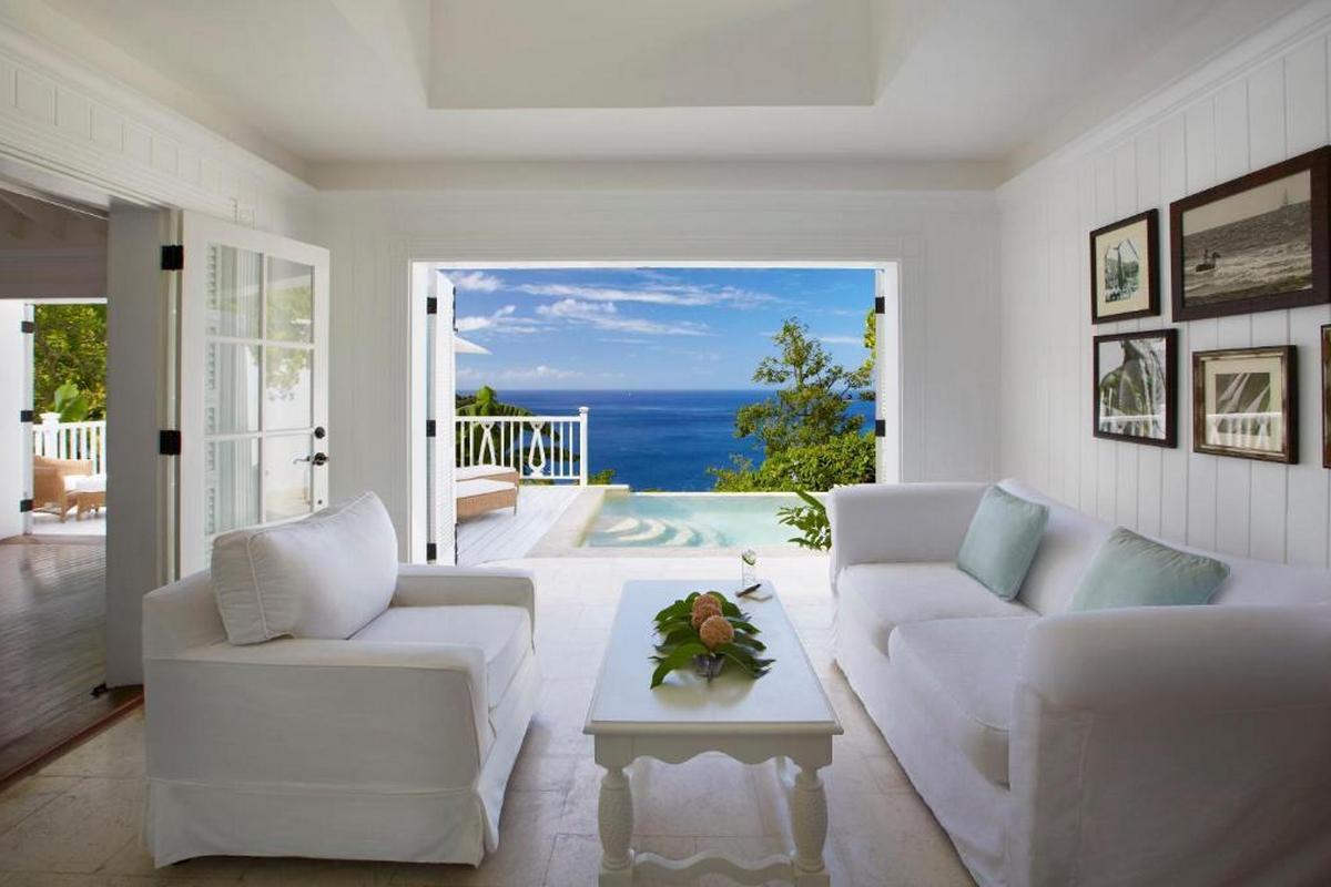 Sugar Beach, A Viceroy Resort – Superior Luxury Villa with Pool