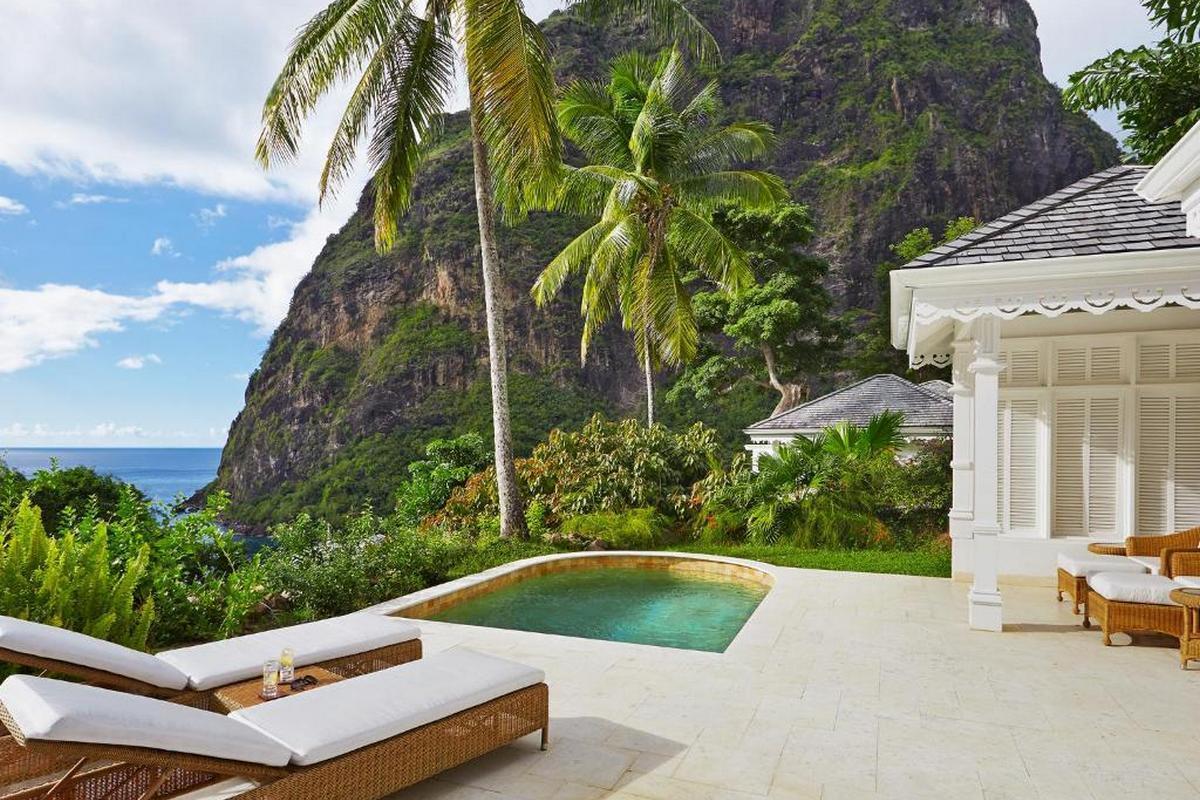 Sugar Beach, A Viceroy Resort – Superior Luxury Villa