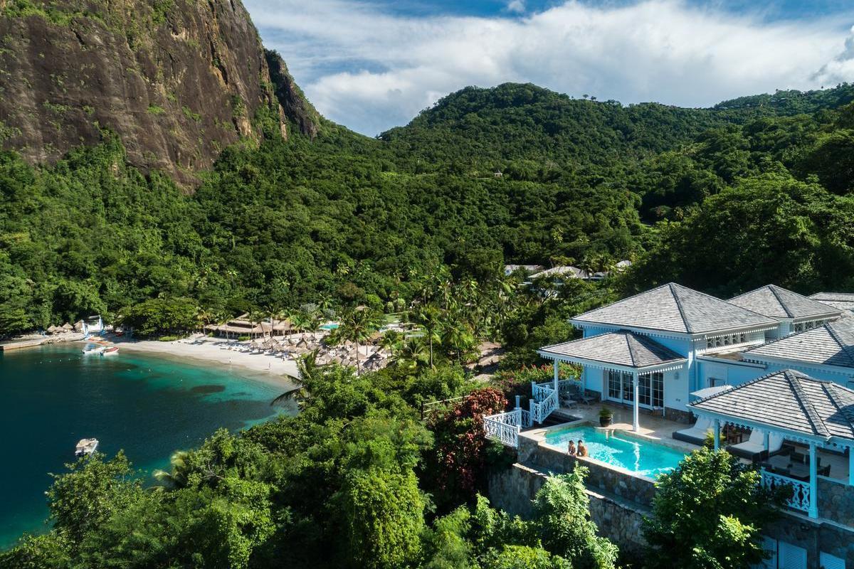 Sugar Beach, A Viceroy Resort – Superior Villa with Pool