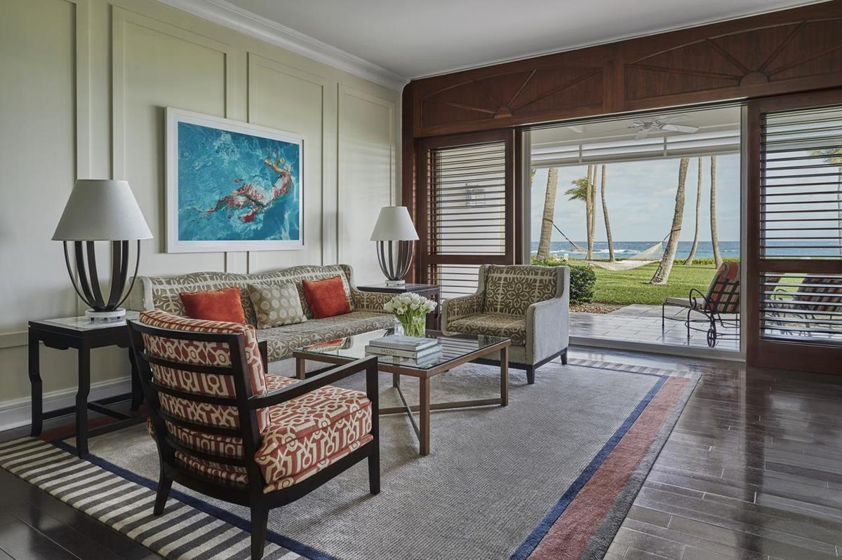 The Ocean Club – Luxury Oceanfront Suite