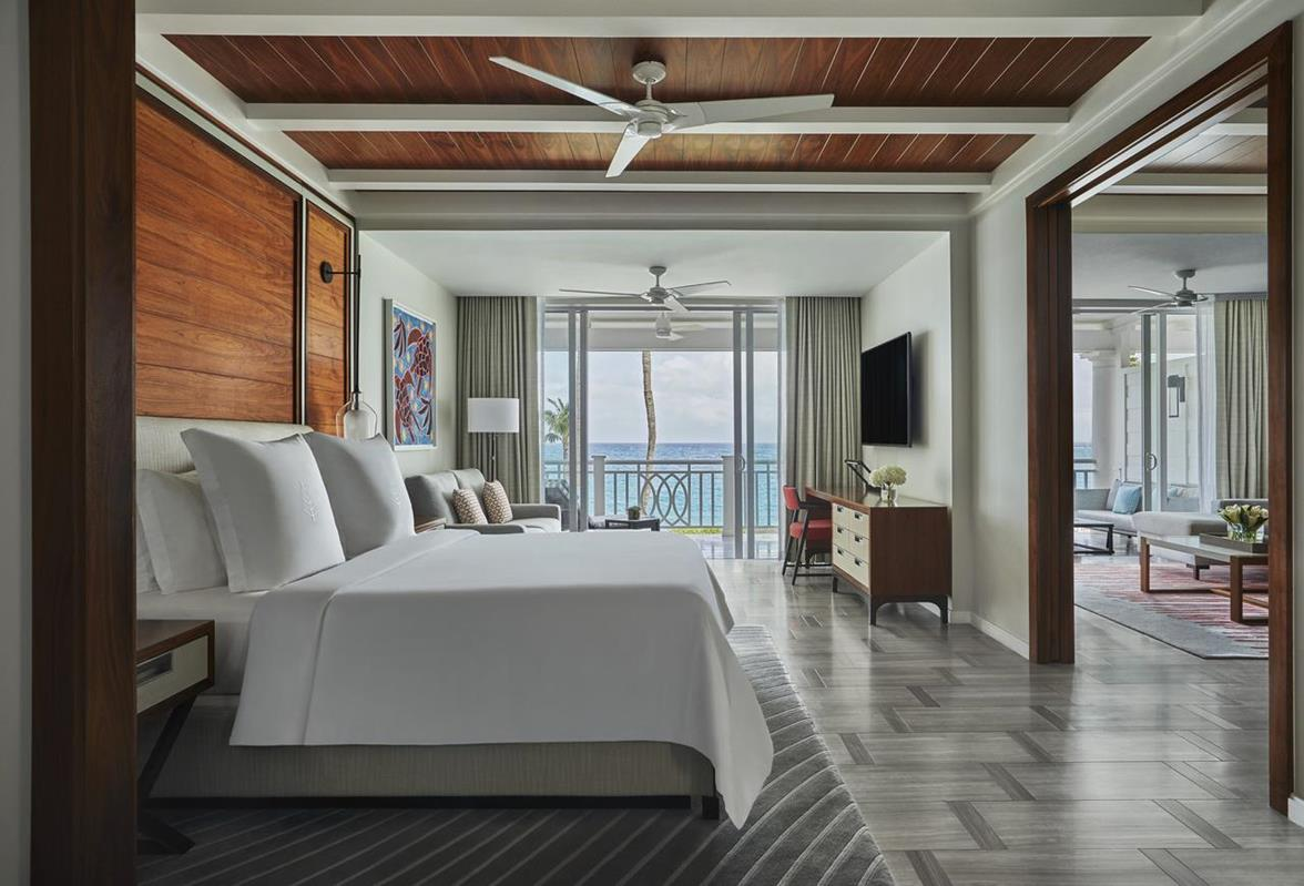 The Ocean Club – Ocean View Two Bedroom Suite