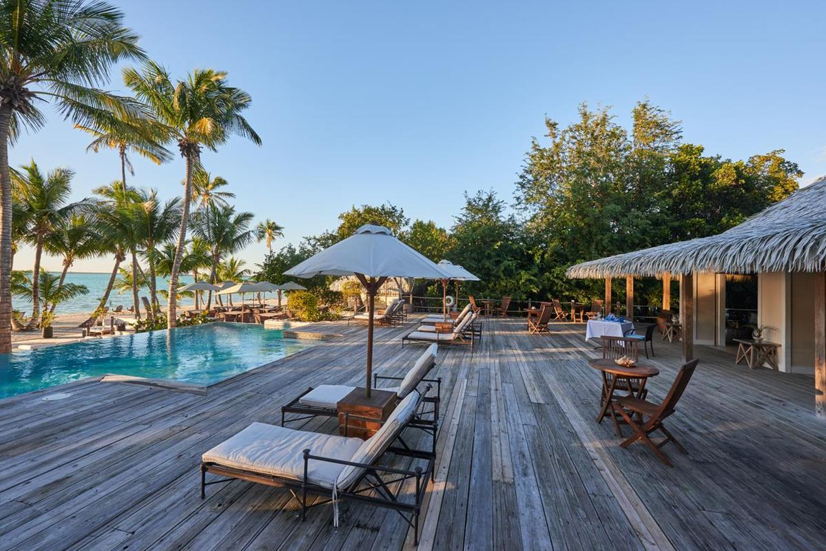 Tiamo Resort – Basen
