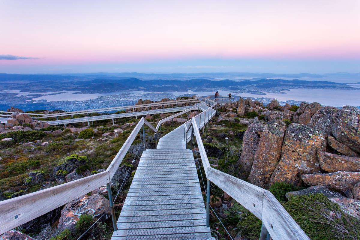 Hobart – Mount Wellington