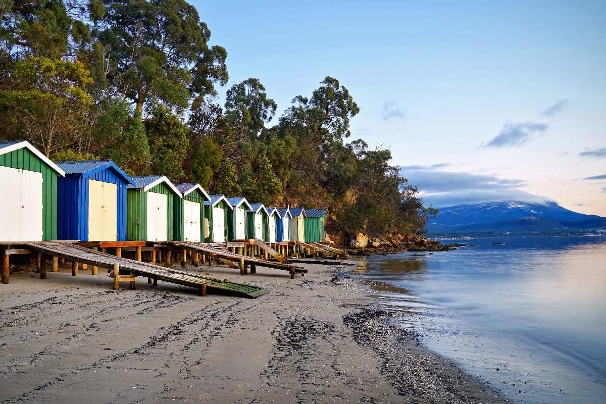Hobart – Plaża