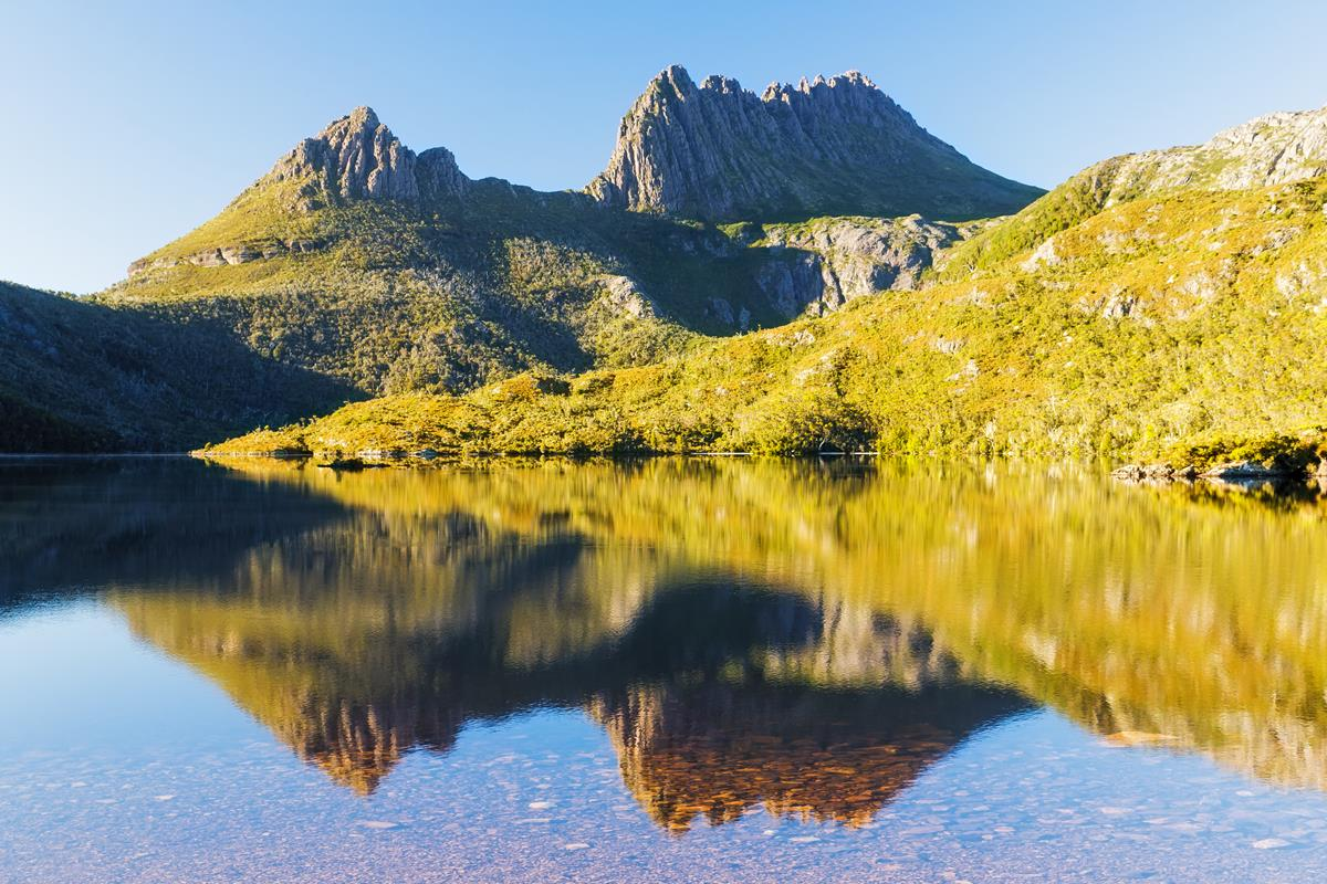 Park Narodowy Cradle Mountain