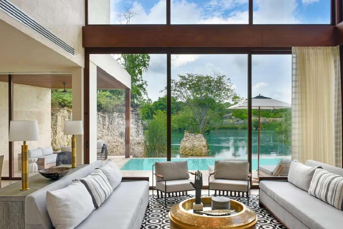 Rosewood Mayakoba – Cenote Three Bedroom Villa