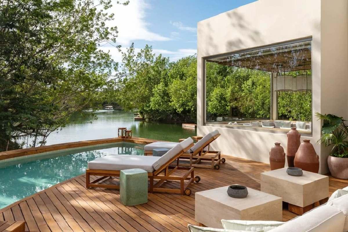 Rosewood Mayakoba – Lagoon Presidential Suite