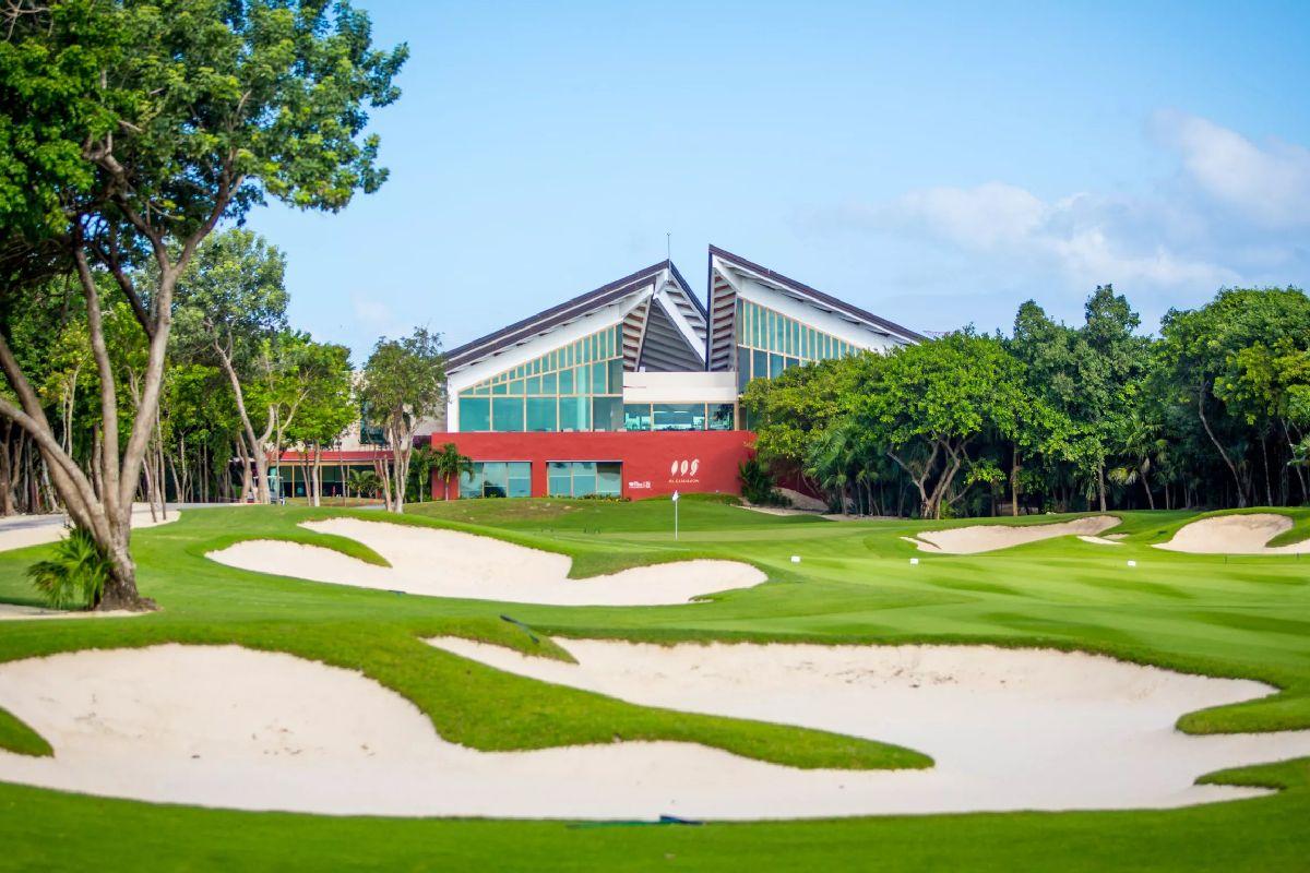 Rosewood Mayakoba – Pole golfowe