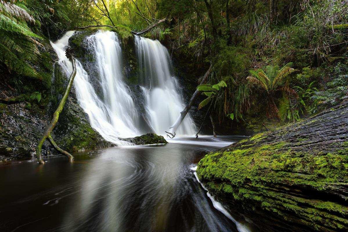 Strahan – Hogarth Falls