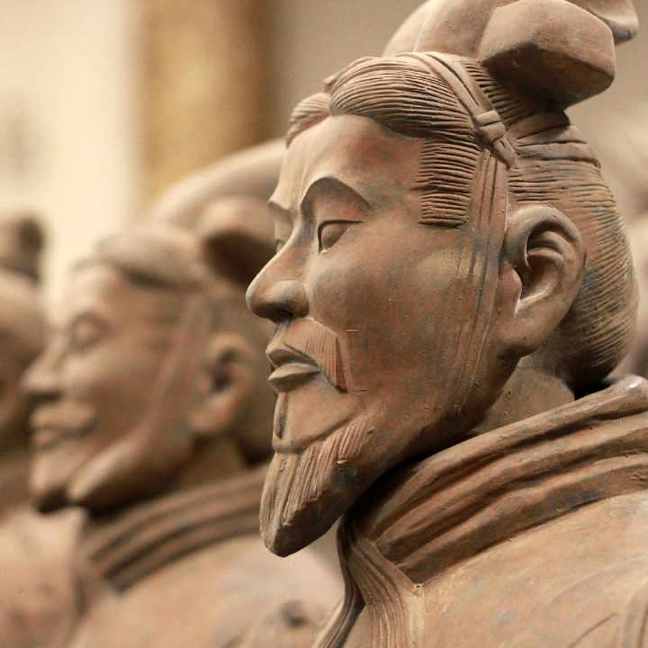 Xian – Armia Terakotowa