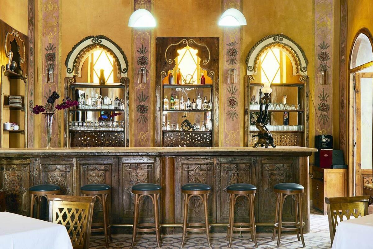 Al Moudira – Bar