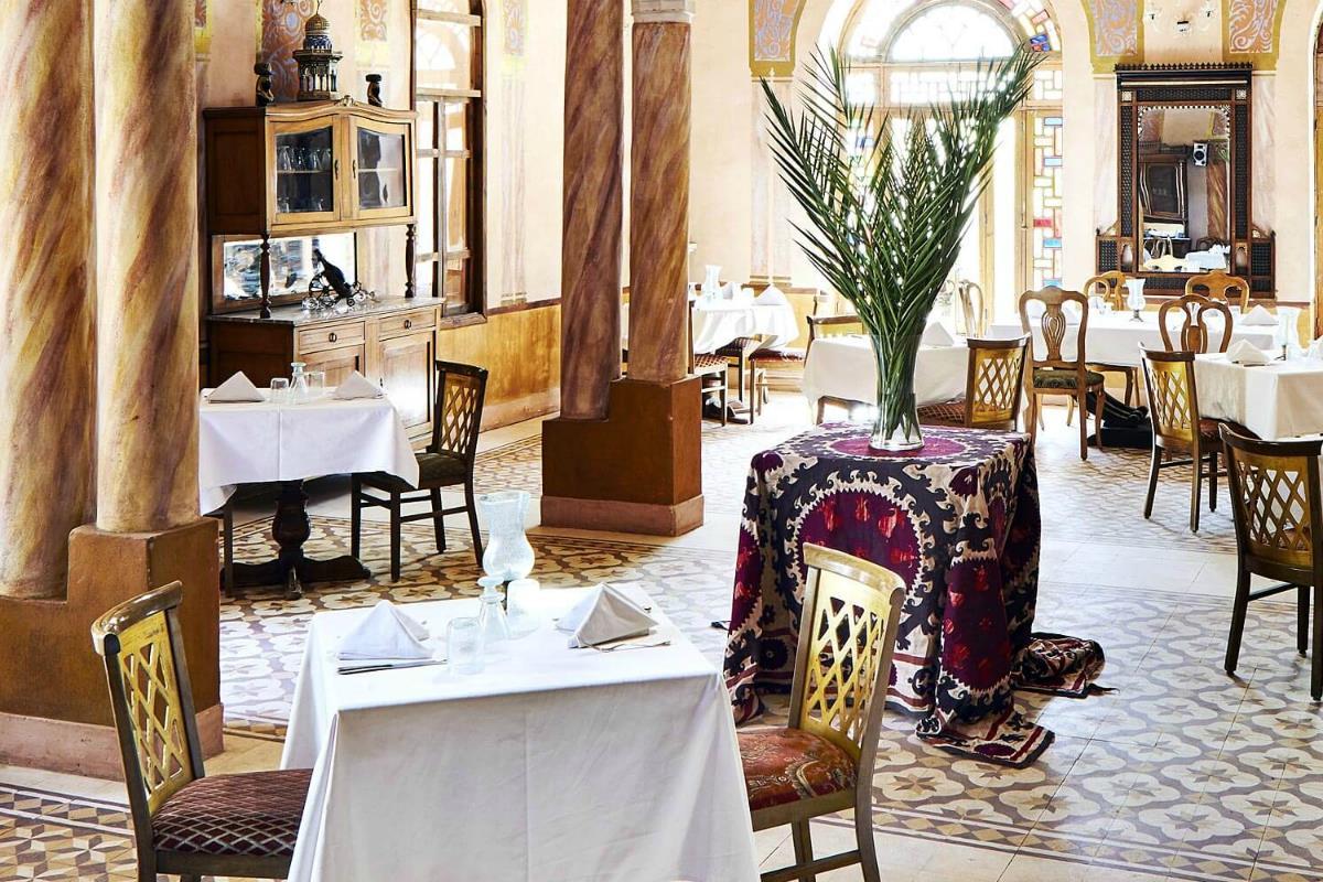 Al Moudira – Restauracja