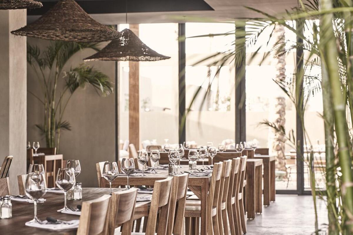Casa Cook El Gouna – Restauracja