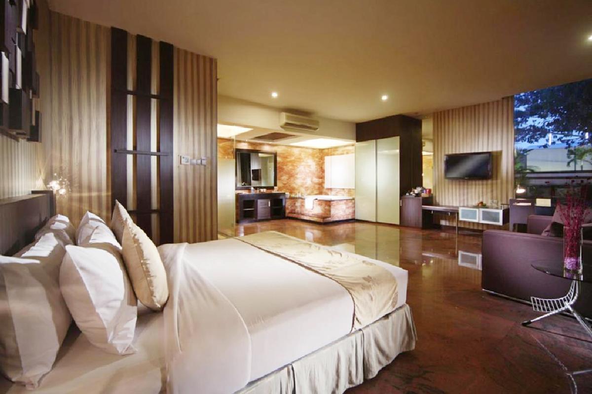FM7 Resort Hotel – Apartament typu Junior Suite