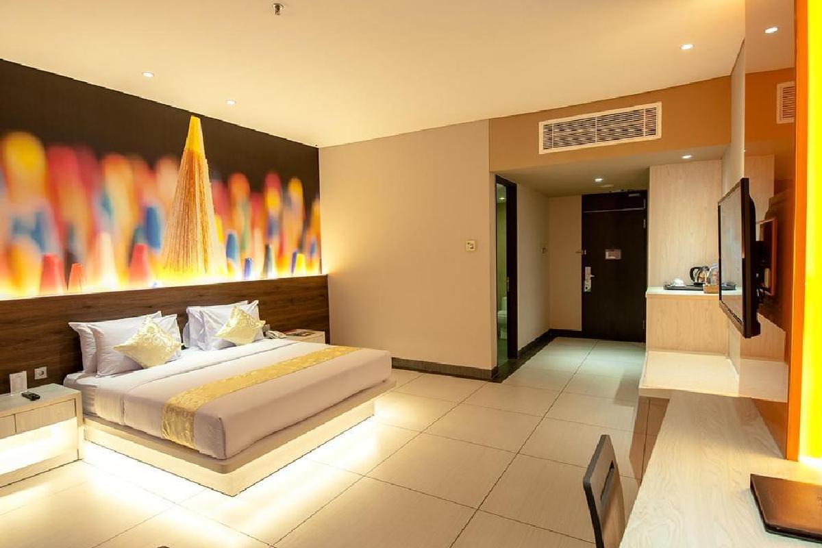 FM7 Resort Hotel – Pokój typu Deluxe