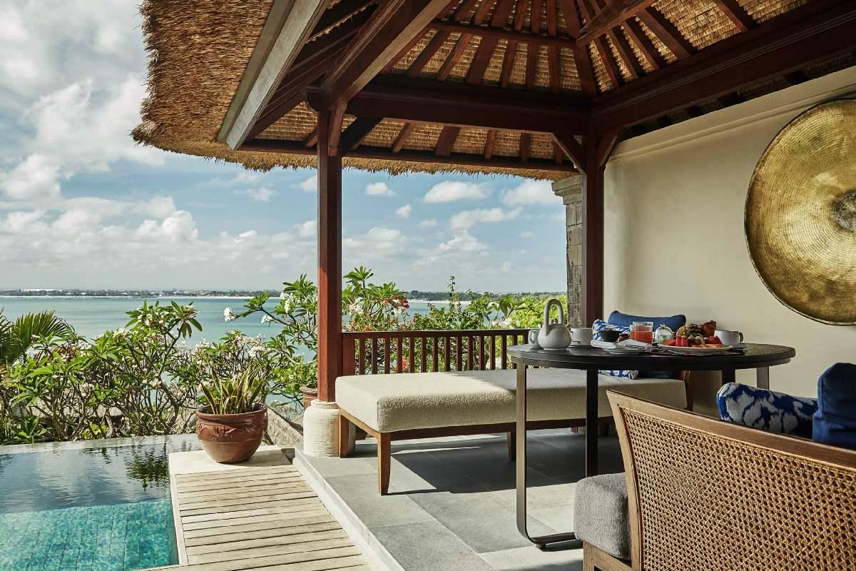 Four Seasons Jimbaran Bay – Deluxe Villa