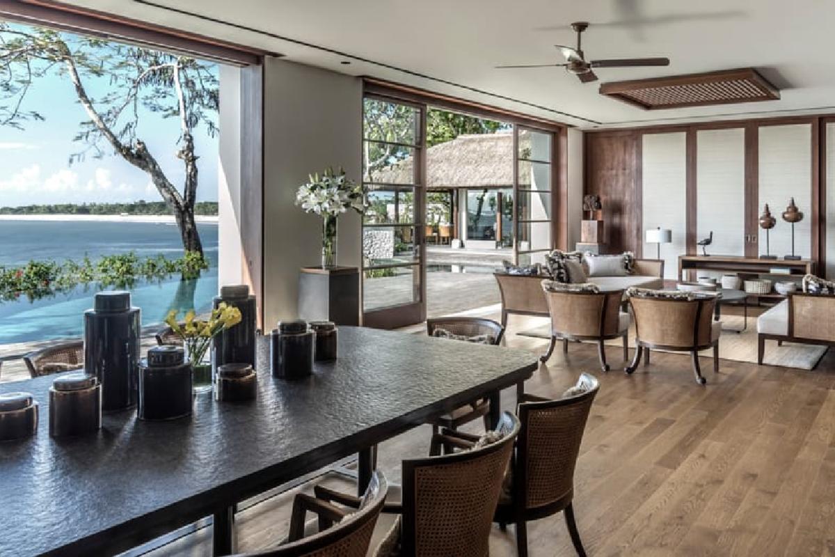 Four Seasons Jimbaran Bay – Imperial Three Bedroom Villa