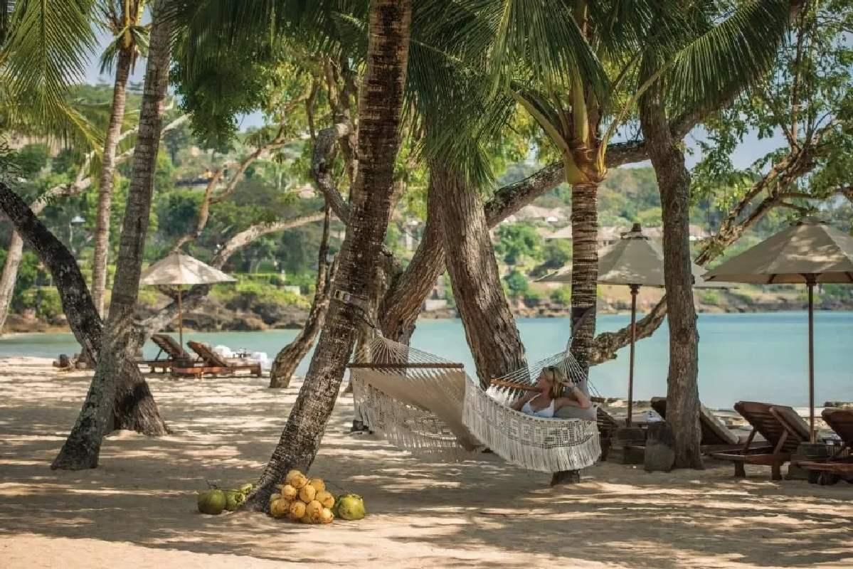Four Seasons Jimbaran Bay – Plaża