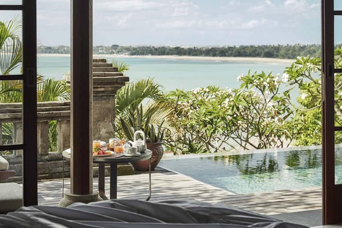 Four Seasons Jimbaran Bay – Premier Ocean Villa