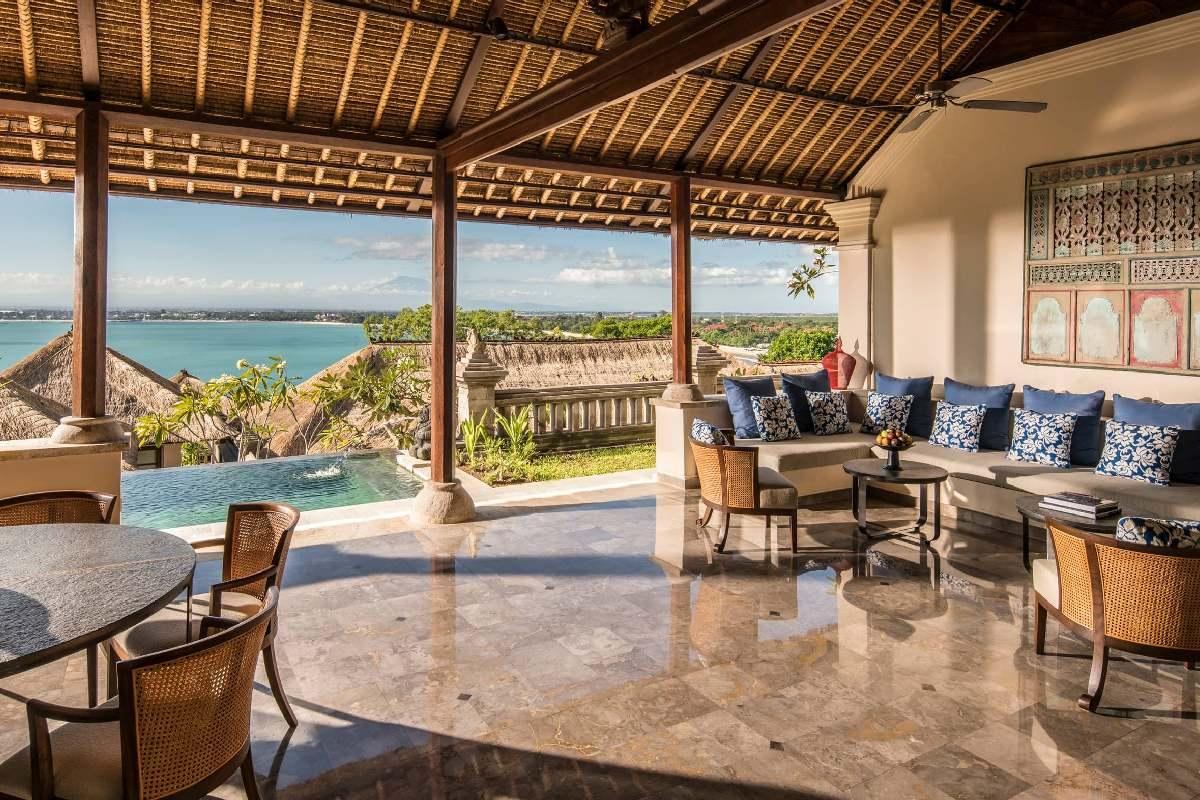 Four Seasons Jimbaran Bay – Two Bedroom Jimbaran Bay Villa