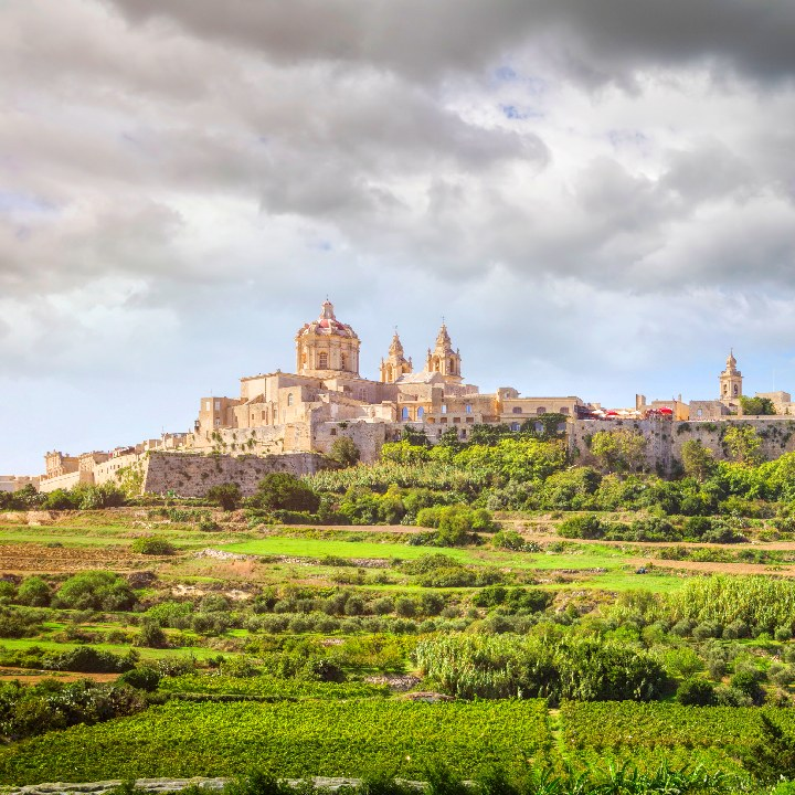 Malta – Mdina
