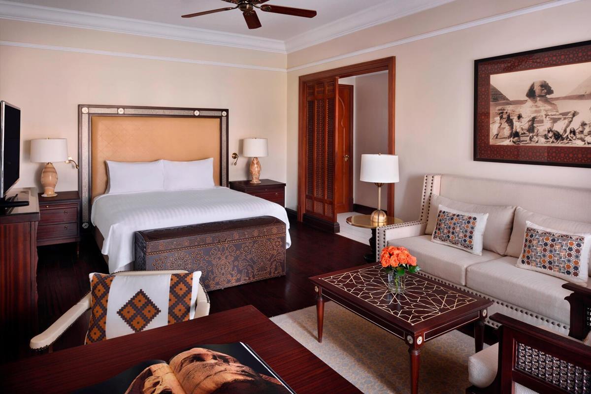 Marriott Mena House – Grand Deluxe Room