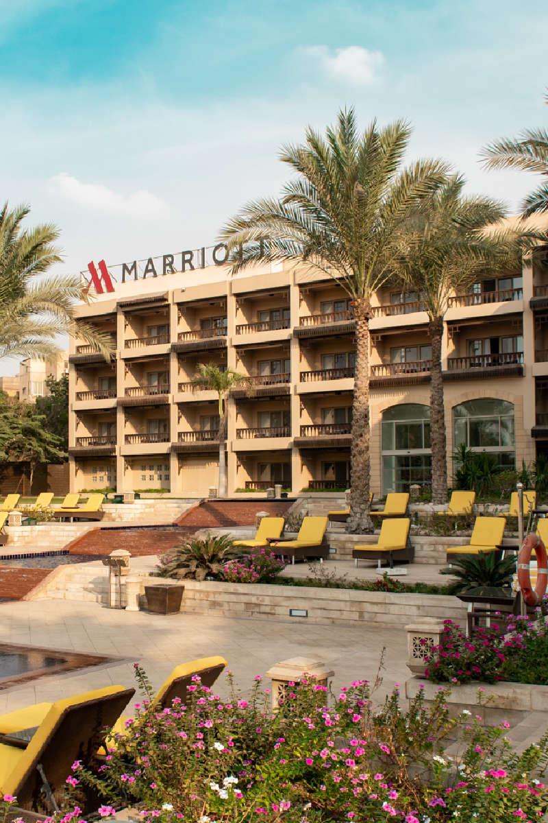 Marriott Mena House