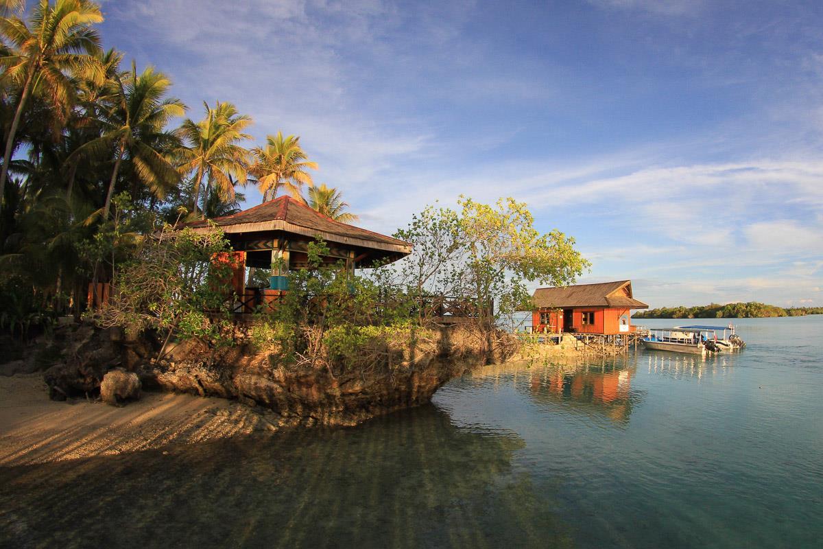 Nabucco Island Resort – Bungalow