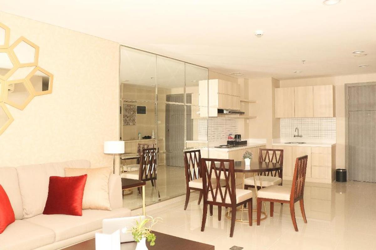 Swiss-Belhotel Balikpapan – Apartament typu Deluxe