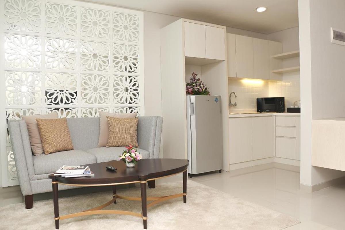 Swiss-Belhotel Balikpapan – Apartament typu Superior